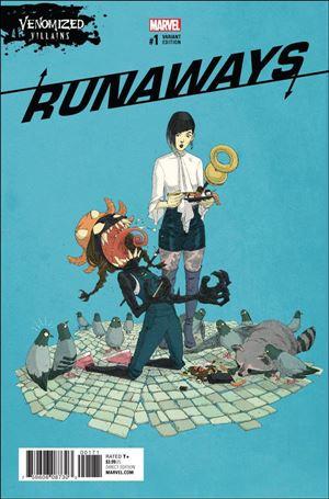 Runaways (2017) 1-D