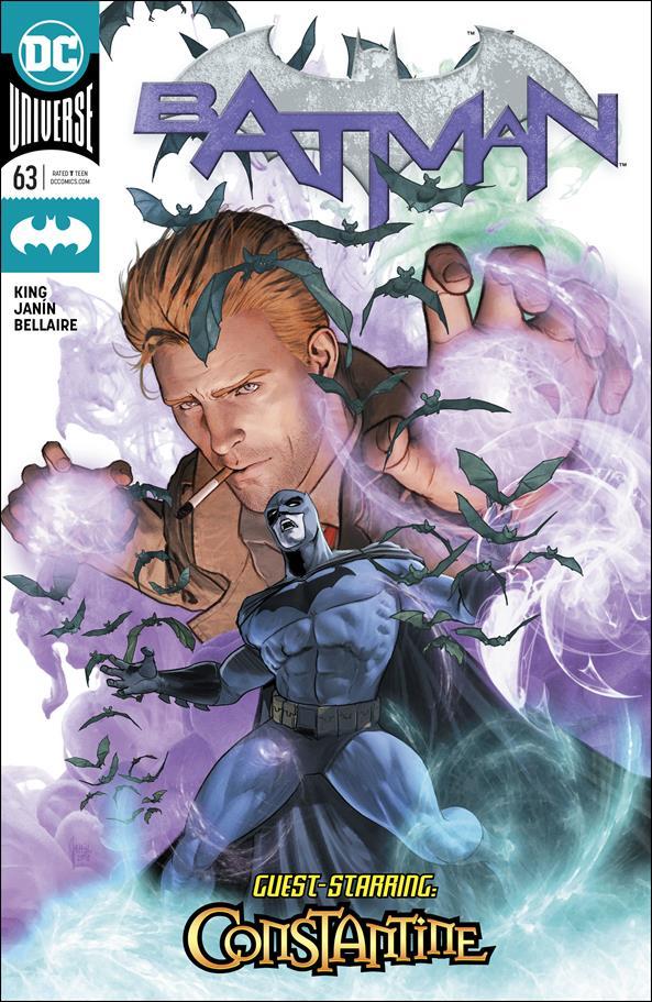Batman (2016) 63-A by DC