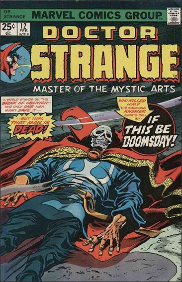 Doctor Strange (1974) 12-A by Marvel