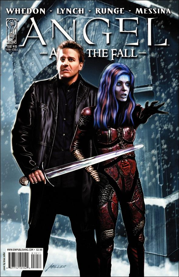 Angel: After the Fall 10-A by IDW