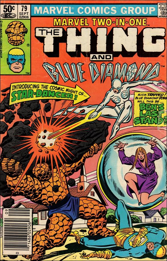 Marvel Two-in-One (1974) 79-A by Marvel