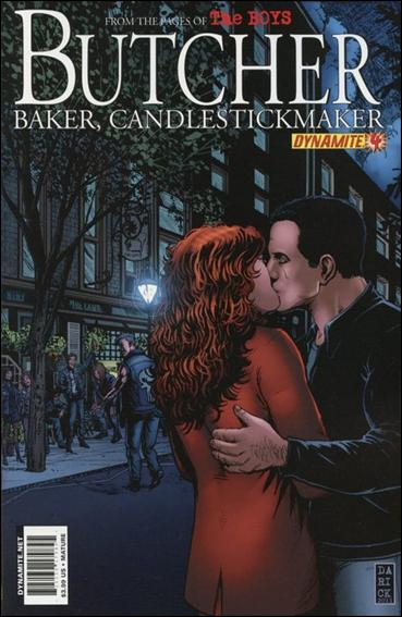Boys: Butcher, Baker, Candlestickmaker 4-A by Dynamite Entertainment