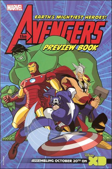 Avengers: Earth's Mightiest Heroes (2011) Preview-A by Marvel