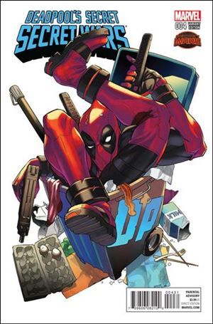Deadpool's Secret Secret Wars 4-B