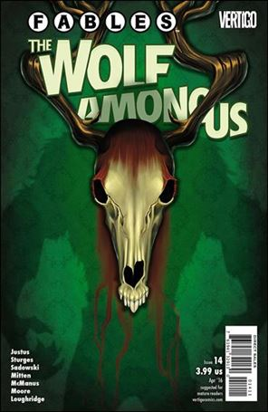 Fables: The Wolf Among Us 14-A