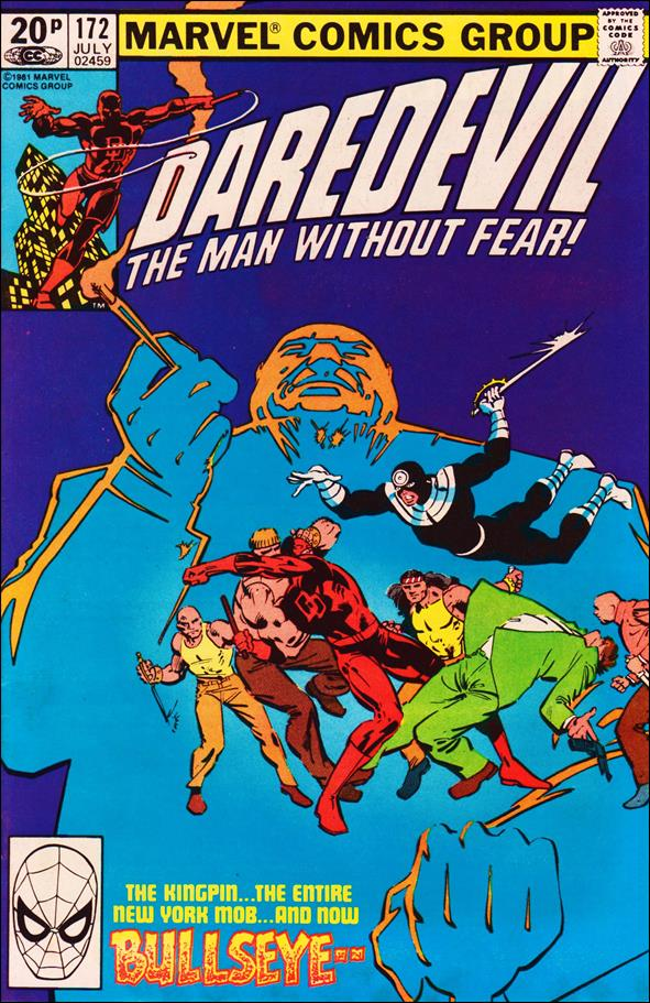 Daredevil (1964) 172-B by Marvel