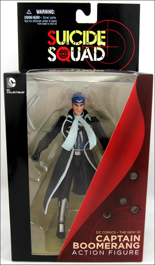DC New 52: Suicide Squad Captain Boomerang by DC Collectibles