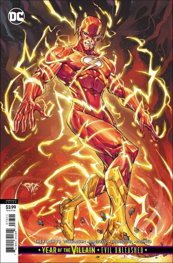 Flash (2016) 78-B by DC