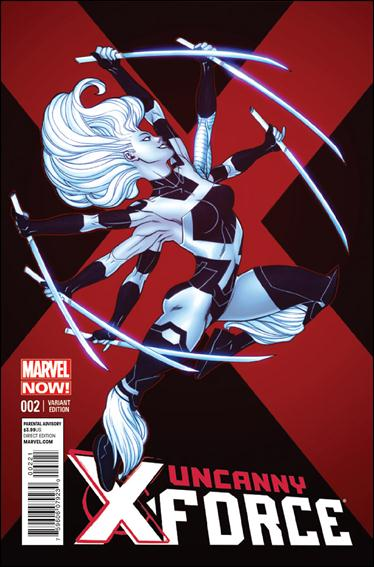 Uncanny X-Force (2013) 2-B by Marvel
