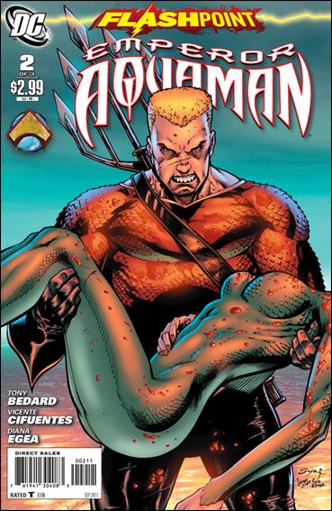 Flashpoint: Emperor Aquaman 2-A by DC