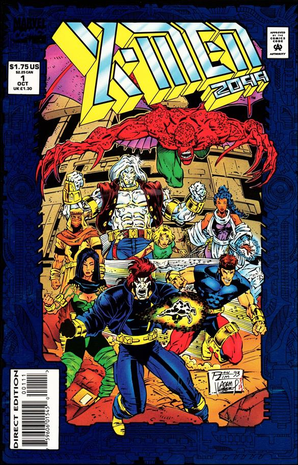 X-Men 2099 1-A by Marvel
