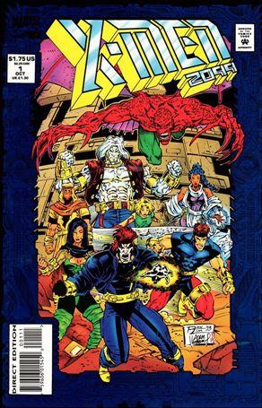X-Men 2099 1-A