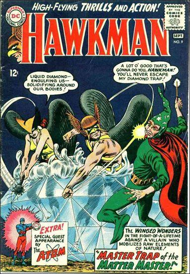 Hawkman (1964) 9-A by DC