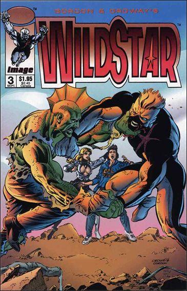 WildStar: Sky Zero 3-A by Image