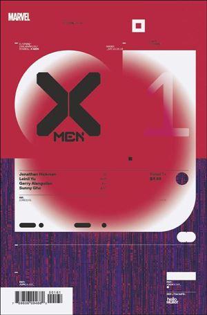 X-Men (2019) 1-F