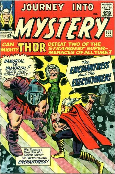 Journey into Mystery (1952) 103-A by Marvel