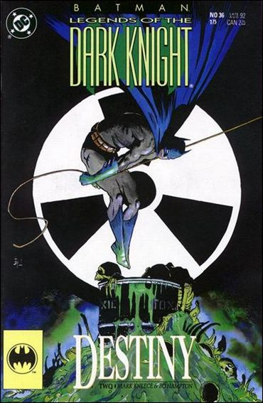 Batman: Legends of the Dark Knight 36-A by DC