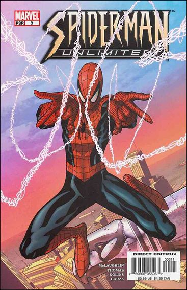 Spider-Man Unlimited (2004) 3-A by Marvel