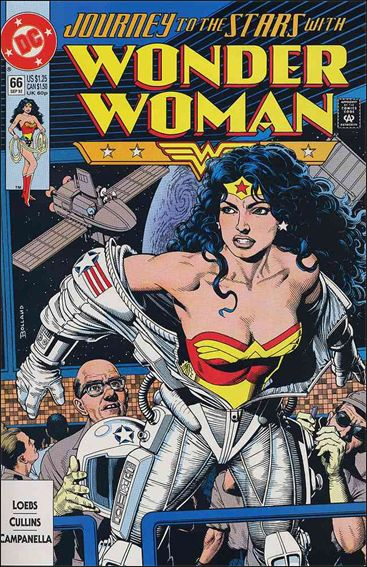Wonder Woman (1987) 66-A by DC