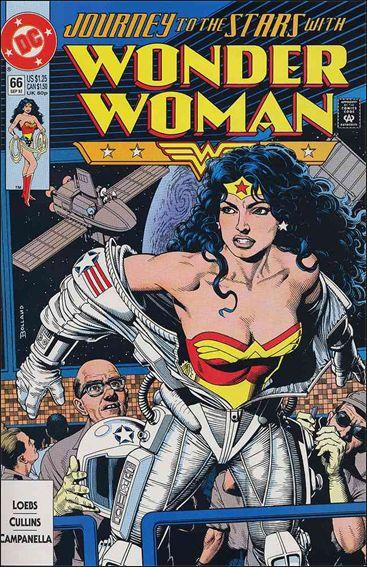Wonder Woman (1987) 66-A by DC