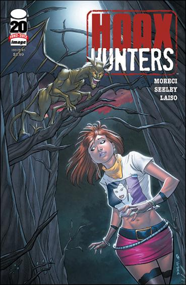 Hoax Hunters (2012) 5-A by Image