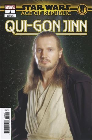 Star Wars: Age of Republic - Qui-Gon Jinn 1-F
