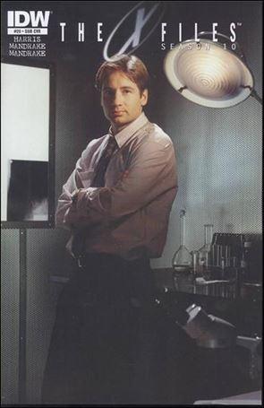 X-Files: Season 10 20-B