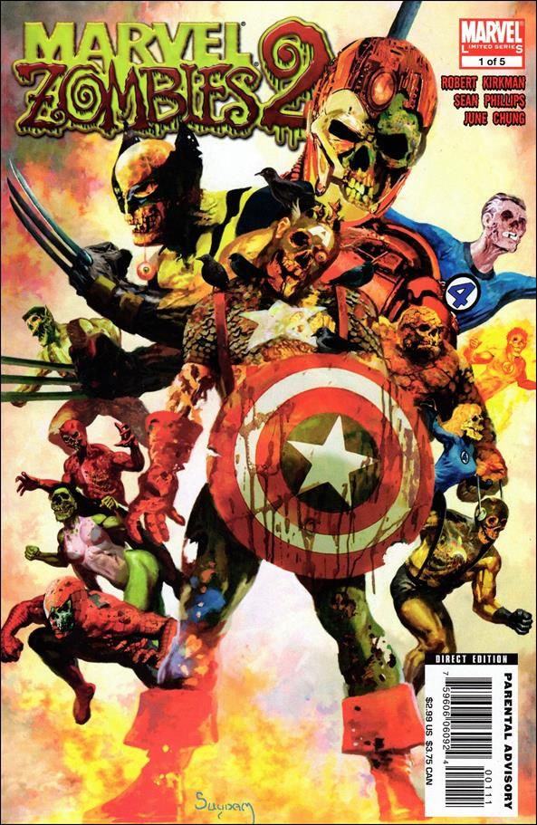 Marvel Zombies 2 1-A by Marvel