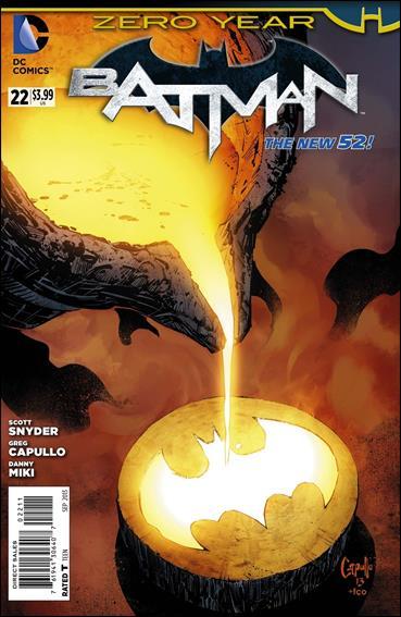 Batman (2011) 22-A by DC