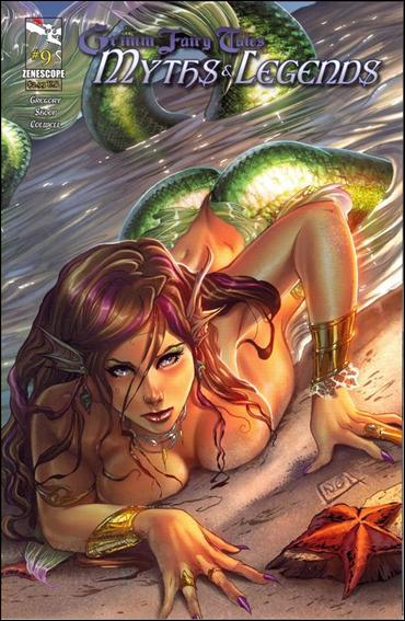 Grimm Fairy Tales Myths & Legends 9-A by Zenescope Entertainment