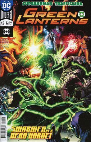 Green Lanterns 43-A