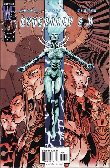 Cybernary 2.0 6-A by WildStorm