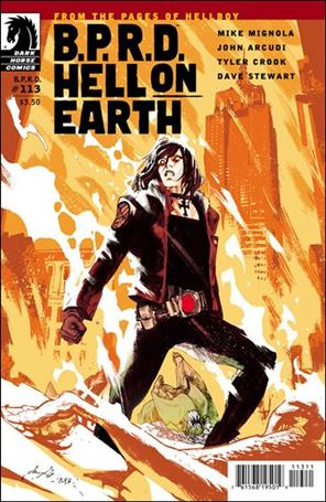 B.P.R.D. Hell on Earth (2012) 113-A