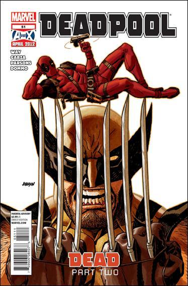 Deadpool (2008) 51-A by Marvel