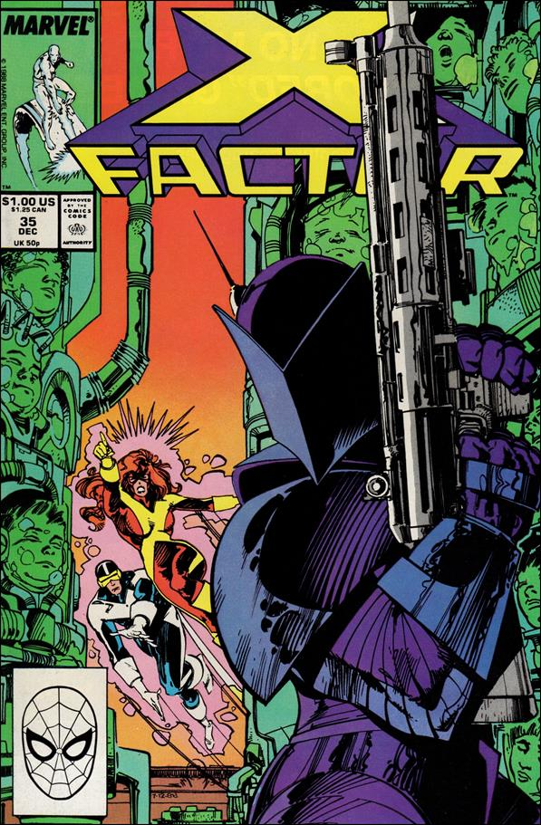 X-Factor (1986) 35-A by Marvel