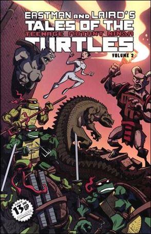 Tales of the Teenage Mutant Ninja Turtles (2012) 2-A