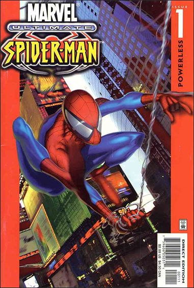 Ultimate Spider-Man (2000) 1-A by Marvel