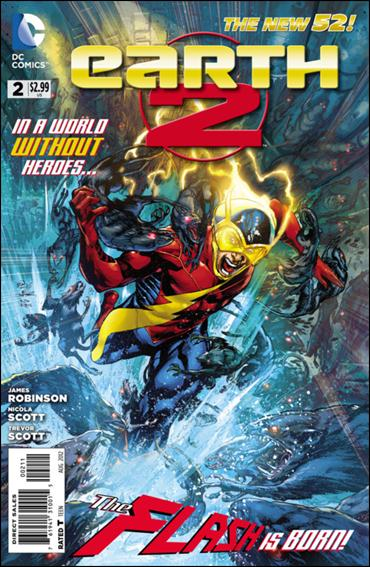 Earth 2 2-A by DC