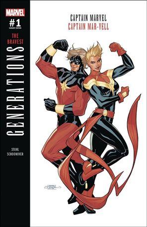Generations: Captain Marvel & Captain Mar-Vell 1-B