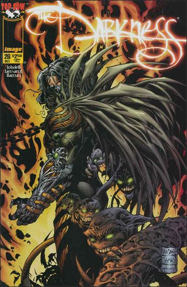 Darkness (1996) 26-A by Top Cow