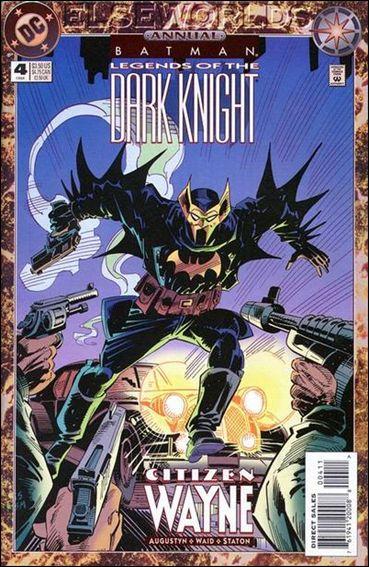 Batman: Legends of the Dark Knight Annual 4-A by DC