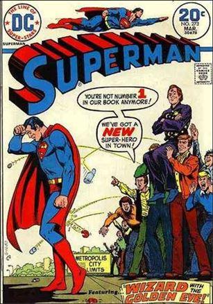 Superman (1939) 273-A