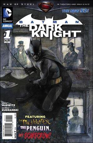 Batman: The Dark Knight Annual 1-A