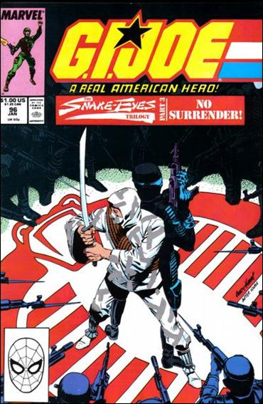 G.I. Joe: A Real American Hero 96-A by IDW