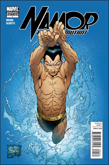 Namor: The First Mutant 1-B by Marvel