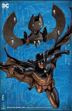 Detective Comics (1937) 989-B