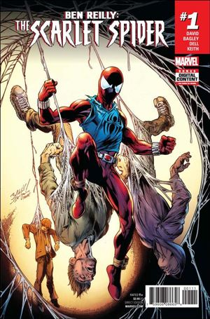 Ben Reilly: Scarlet Spider 1-A