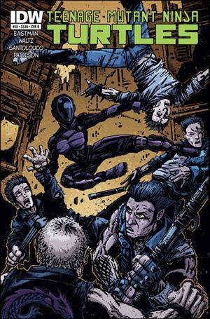 Teenage Mutant Ninja Turtles (2011) 38-B