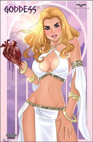 Grimm Fairy Tales Presents Goddess Inc. 5-D