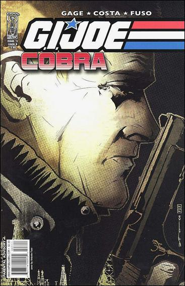 G.I. Joe: Cobra (2009) 3-B by IDW